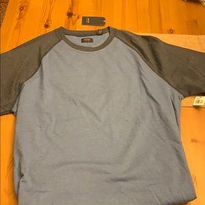 Men's blue size large tshirt